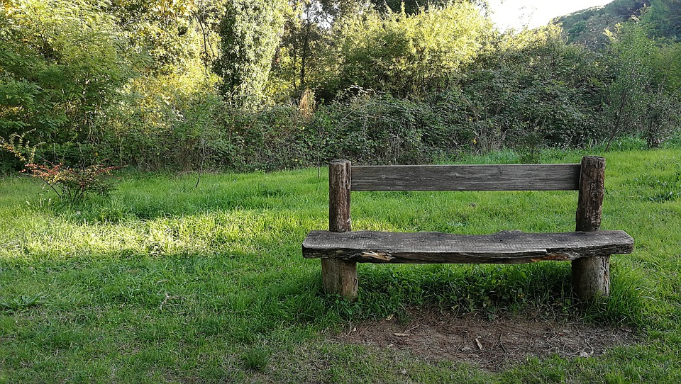 Les rencontres dans les parcs, comme au bon vieux temps